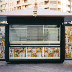 Fotos – Mobiliário Urbano Quiosques
