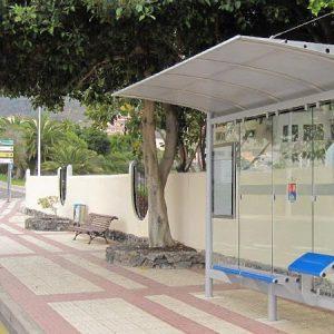 Fotos – Mobiliário Urbano Abrigos