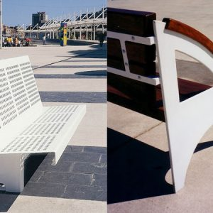 Fotos – Mobiliário Urbano Bancos